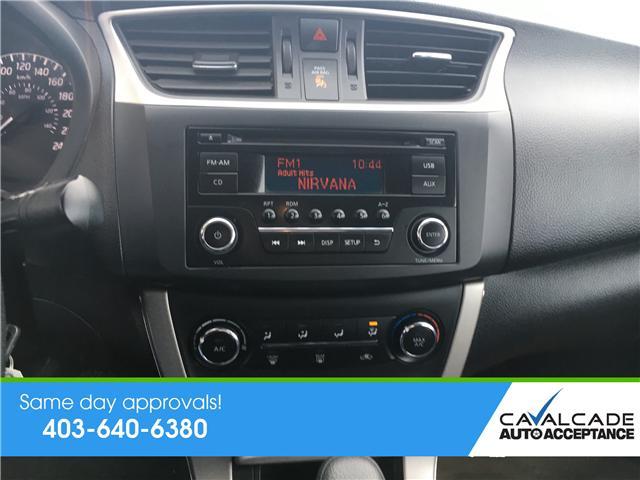 2015 Nissan Sentra  (Stk: R59641) in Calgary - Image 11 of 19