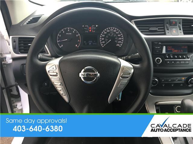 2015 Nissan Sentra  (Stk: R59641) in Calgary - Image 13 of 19