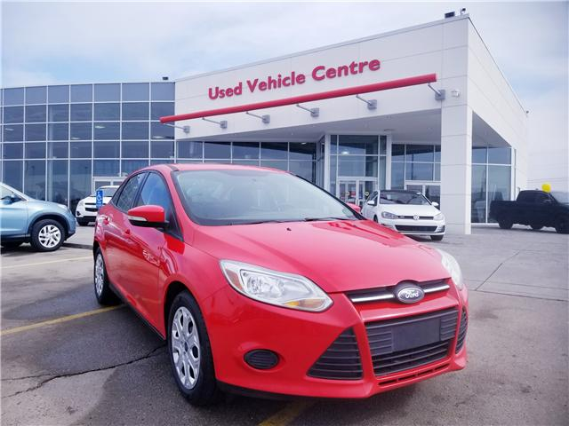 2013 Ford Focus SE (Stk: U194100) in Calgary - Image 1 of 20
