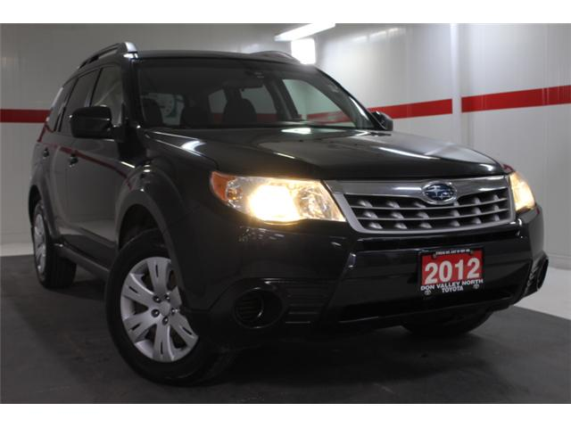 2012 Subaru Forester 2.5X (Stk: 297609S) in Markham - Image 1 of 24