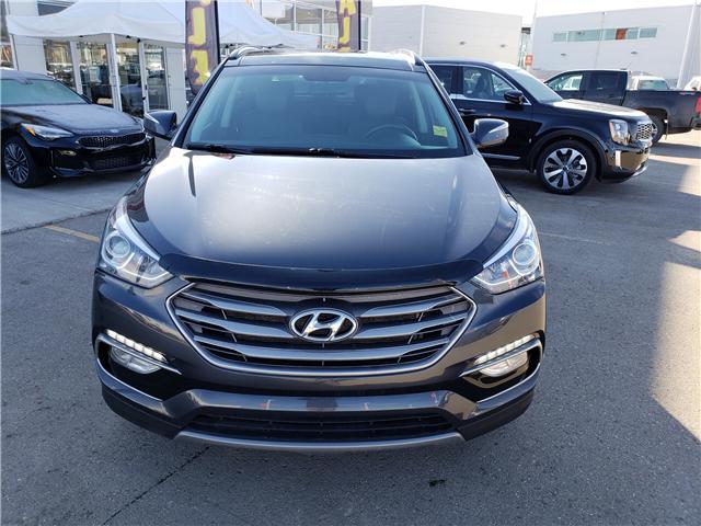 2017 Hyundai Santa Fe Sport 2.4 Luxury (Stk: P4529) in Saskatoon - Image 29 of 30