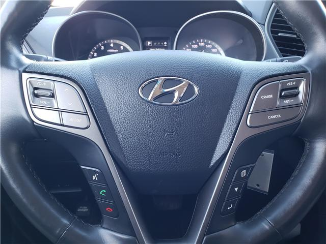 2017 Hyundai Santa Fe Sport 2.4 Luxury (Stk: P4529) in Saskatoon - Image 14 of 30