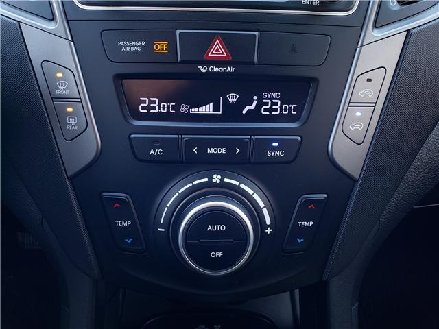 2017 Hyundai Santa Fe Sport 2.4 Luxury (Stk: P4529) in Saskatoon - Image 21 of 30