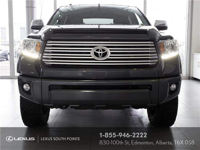 2016 Toyota Tundra Platinum 5.7L V8 (Stk: L900356B) in Edmonton - Image 2 of 20