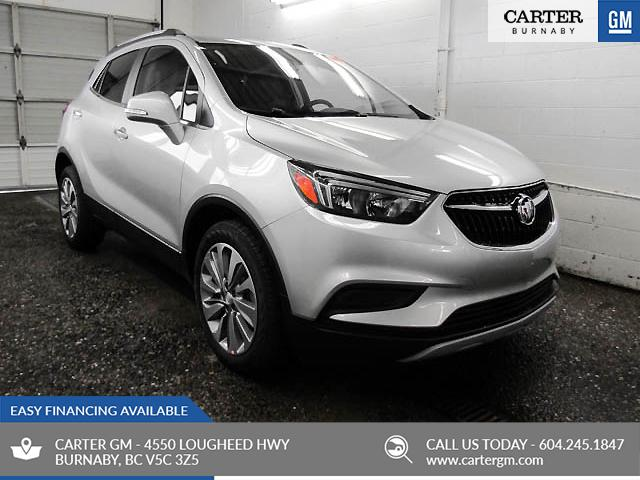 2019 Buick Encore Preferred (Stk: E9-96360) in Burnaby - Image 1 of 13