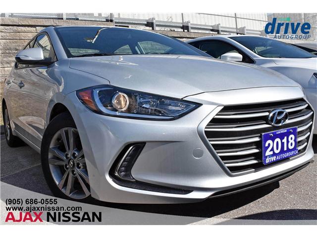 2018 Hyundai Elantra GL SE (Stk: P4080R) in Ajax - Image 1 of 54