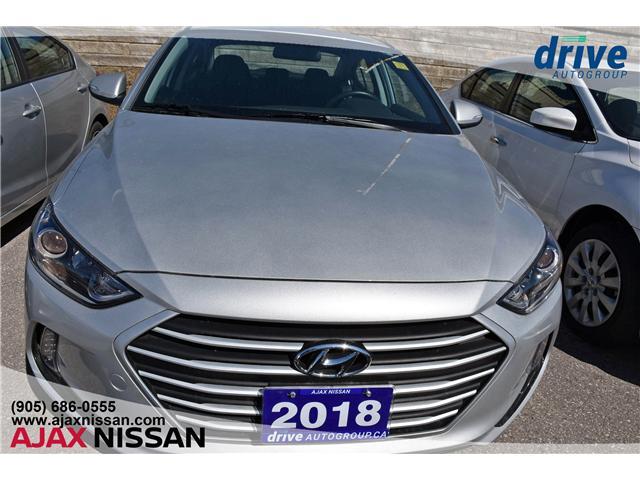 2018 Hyundai Elantra GL SE (Stk: P4080R) in Ajax - Image 3 of 54