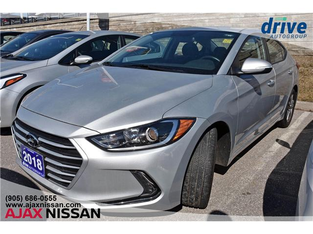 2018 Hyundai Elantra GL SE (Stk: P4080R) in Ajax - Image 4 of 54