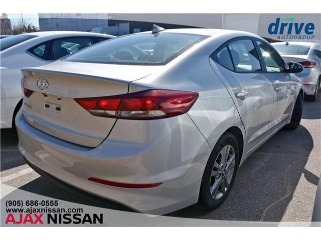 2018 Hyundai Elantra GL SE (Stk: P4080R) in Ajax - Image 7 of 54