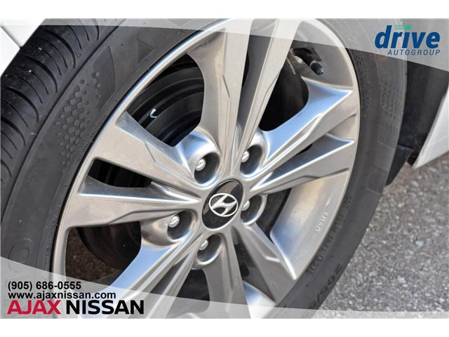 2018 Hyundai Elantra GL SE (Stk: P4080R) in Ajax - Image 10 of 54