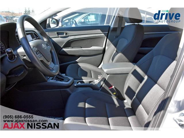 2018 Hyundai Elantra GL SE (Stk: P4080R) in Ajax - Image 12 of 54