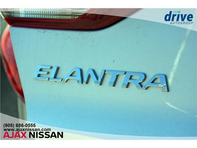 2018 Hyundai Elantra GL SE (Stk: P4080R) in Ajax - Image 16 of 54
