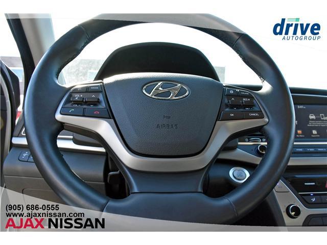 2018 Hyundai Elantra GL SE (Stk: P4080R) in Ajax - Image 20 of 54