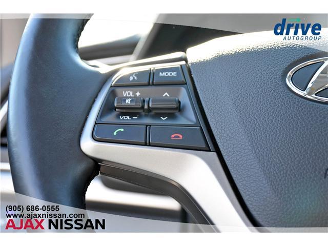 2018 Hyundai Elantra GL SE (Stk: P4080R) in Ajax - Image 22 of 54