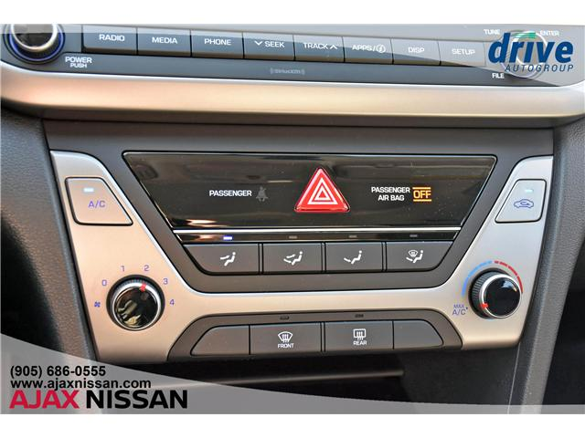 2018 Hyundai Elantra GL SE (Stk: P4080R) in Ajax - Image 31 of 54