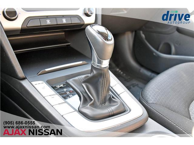 2018 Hyundai Elantra GL SE (Stk: P4080R) in Ajax - Image 35 of 54