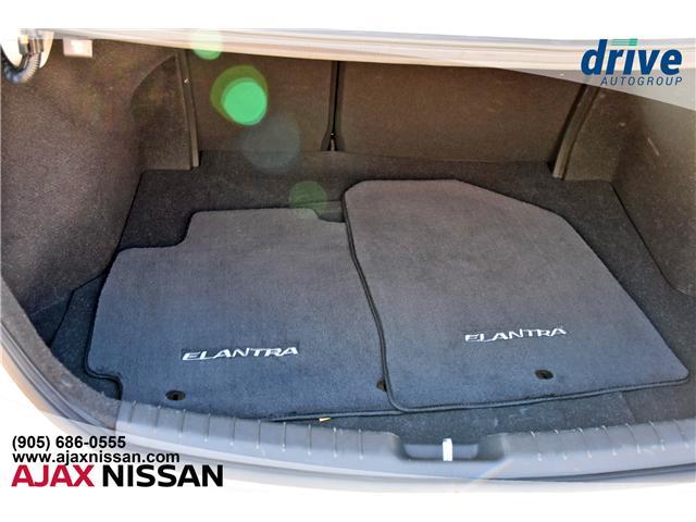 2018 Hyundai Elantra GL SE (Stk: P4080R) in Ajax - Image 36 of 54