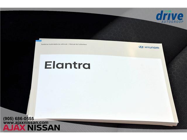2018 Hyundai Elantra GL SE (Stk: P4080R) in Ajax - Image 53 of 54