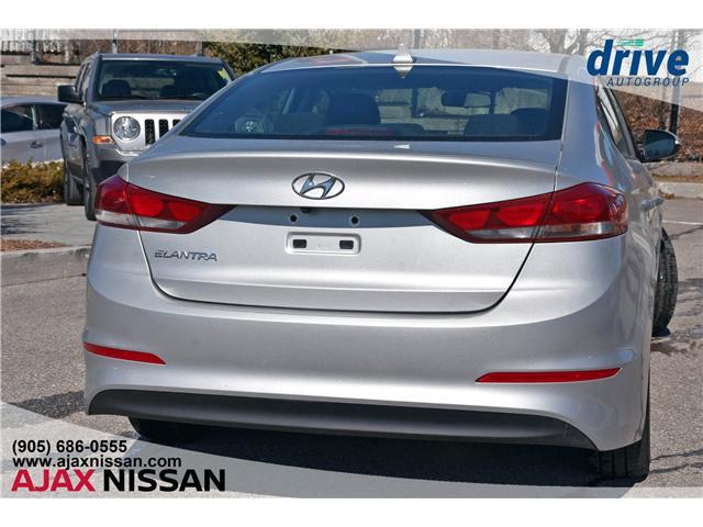 2018 Hyundai Elantra GL SE (Stk: P4079R) in Ajax - Image 8 of 31