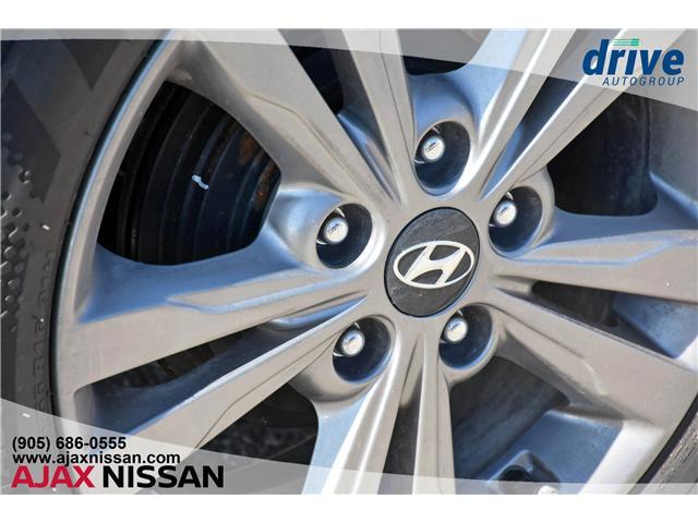 2018 Hyundai Elantra GL SE (Stk: P4079R) in Ajax - Image 11 of 31