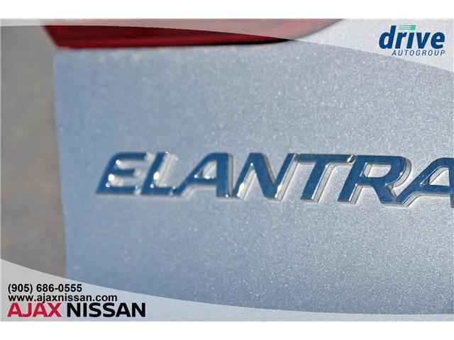 2018 Hyundai Elantra GL SE (Stk: P4079R) in Ajax - Image 16 of 31