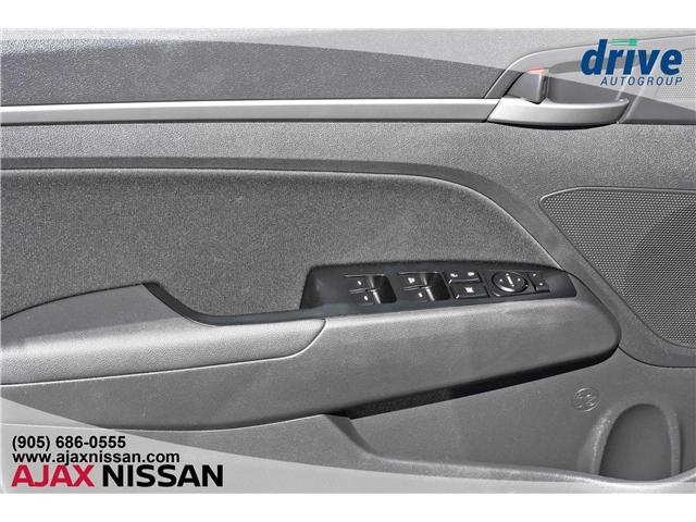 2018 Hyundai Elantra GL SE (Stk: P4079R) in Ajax - Image 17 of 31
