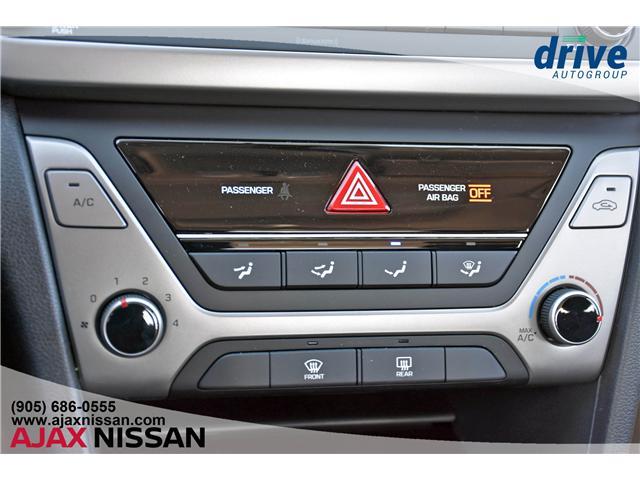 2018 Hyundai Elantra GL SE (Stk: P4079R) in Ajax - Image 26 of 31