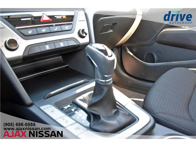 2018 Hyundai Elantra GL SE (Stk: P4079R) in Ajax - Image 29 of 31