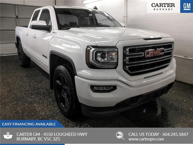 2019 GMC Sierra 1500 Limited Base (Stk: 89-10820) in Burnaby - Image 1 of 11
