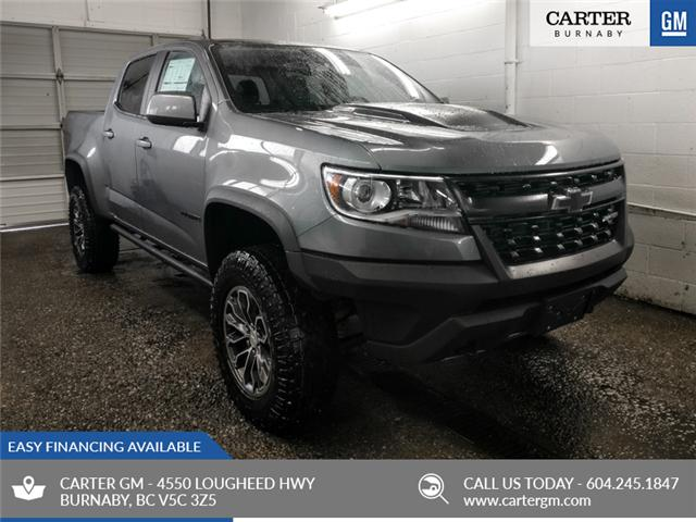 2019 Chevrolet Colorado ZR2 (Stk: D9-74900) in Burnaby - Image 1 of 11