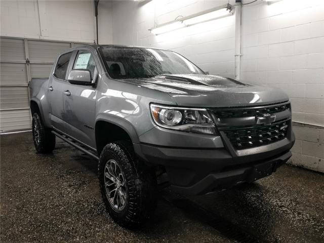 2019 Chevrolet Colorado ZR2 (Stk: D9-74900) in Burnaby - Image 2 of 11