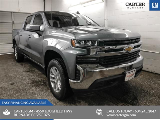 2019 Chevrolet Silverado 1500 LT (Stk: N9-0368T) in Burnaby - Image 1 of 11