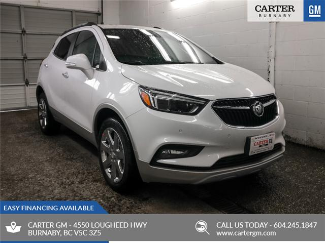 2019 Buick Encore Essence (Stk: E9-72230) in Burnaby - Image 1 of 10
