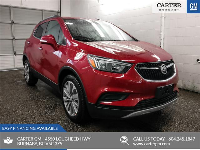 2019 Buick Encore Preferred (Stk: E9-78000) in Burnaby - Image 1 of 11
