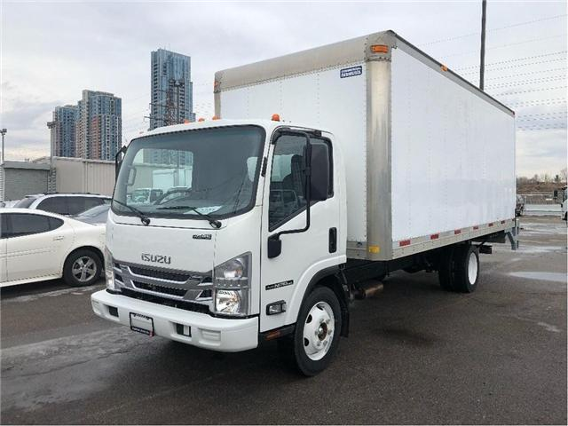 2017 Isuzu NPRHD New 2017 Isuzu With Used Body New Tailgate Loader (Stk: STI75123) in Toronto - Image 1 of 14