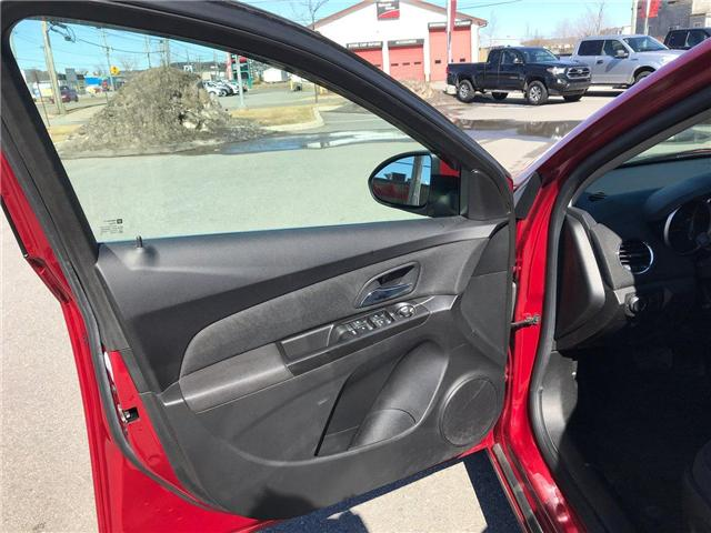 2012 Chevrolet Cruze LT Turbo (Stk: PA54822A) in Saint John - Image 6 of 24