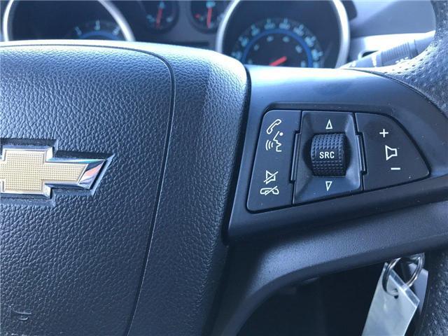 2012 Chevrolet Cruze LT Turbo (Stk: PA54822A) in Saint John - Image 11 of 24