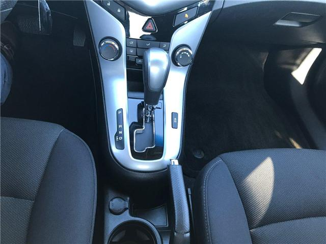 2012 Chevrolet Cruze LT Turbo (Stk: PA54822A) in Saint John - Image 16 of 24