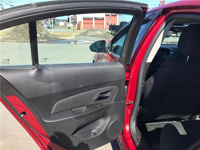 2012 Chevrolet Cruze LT Turbo (Stk: PA54822A) in Saint John - Image 21 of 24