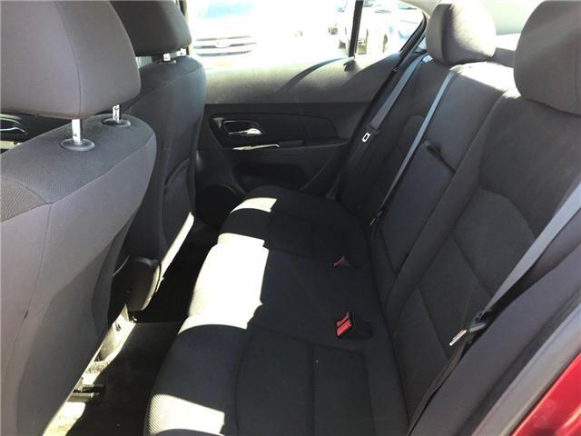 2012 Chevrolet Cruze LT Turbo (Stk: PA54822A) in Saint John - Image 22 of 24