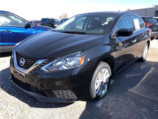 2019 Nissan Sentra 1.8 SV (Stk: V0179) in Cambridge - Image 1 of 5