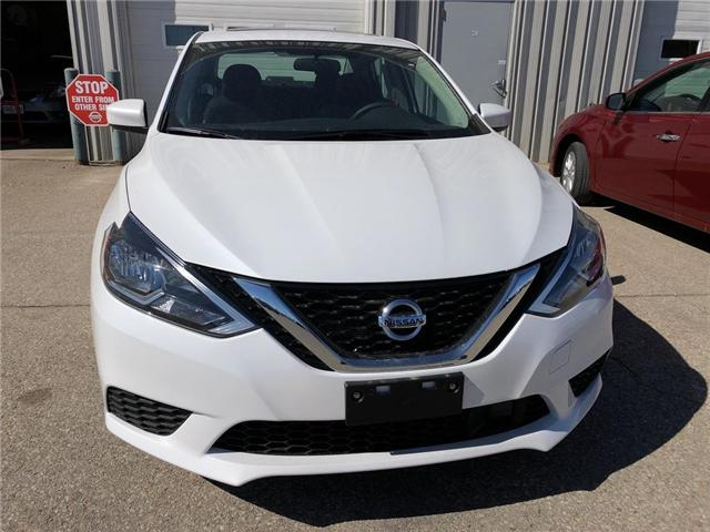 2019 Nissan Sentra 1.8 SV (Stk: V0293) in Cambridge - Image 2 of 5