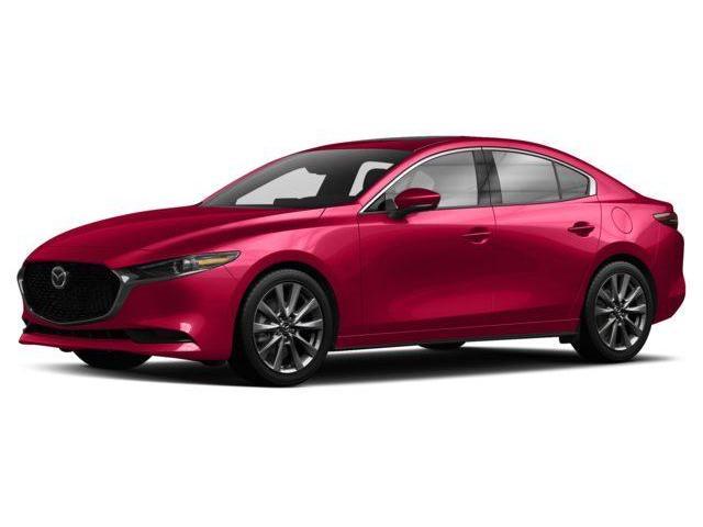 2019 Mazda Mazda3 GX (Stk: 20590) in Gloucester - Image 1 of 2