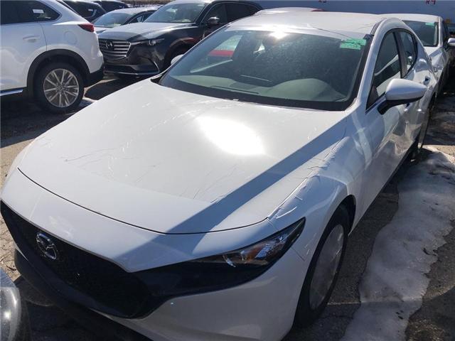 2019 Mazda Mazda3 GX (Stk: 81496) in Toronto - Image 1 of 2