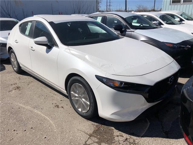 2019 Mazda Mazda3 GX (Stk: 81496) in Toronto - Image 2 of 2