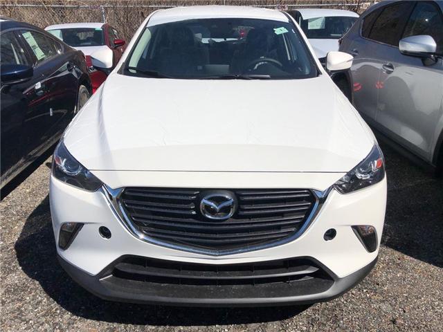 2019 Mazda CX-3 GS (Stk: 81551) in Toronto - Image 2 of 3