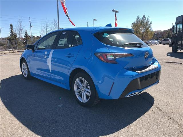 2019 Toyota Corolla Hatchback Base (Stk: 30763) in Aurora - Image 2 of 16