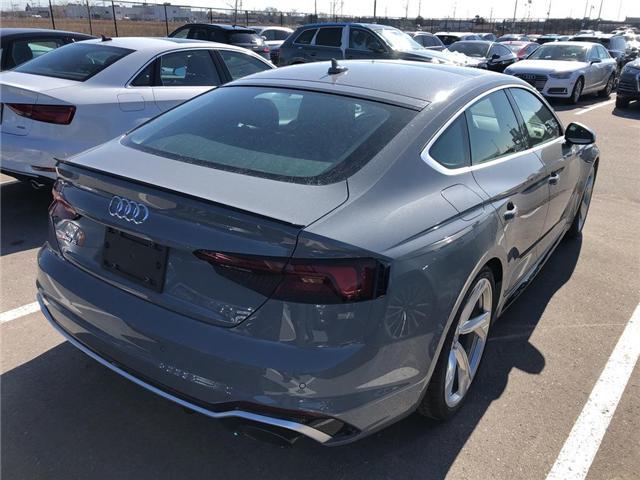 2019 Audi RS 5 2.9 (Stk: 50349) in Oakville - Image 4 of 5