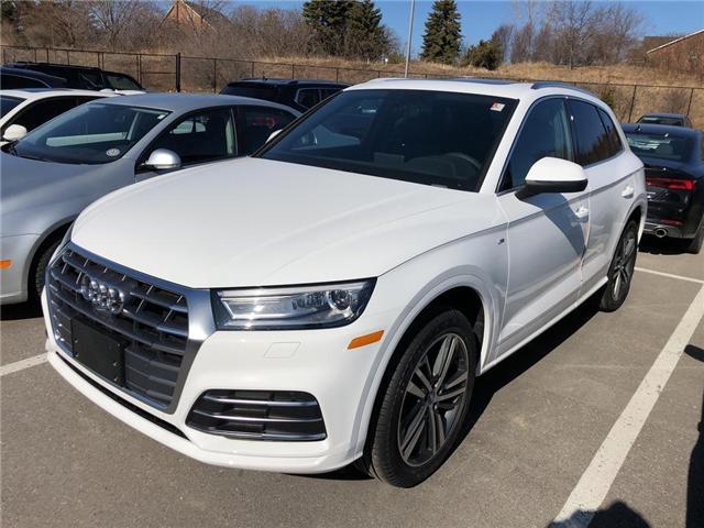 2019 Audi Q5 45 Progressiv (Stk: 50305) in Oakville - Image 1 of 5