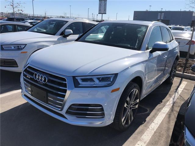 2019 Audi SQ5 3.0T Progressiv (Stk: 50396) in Oakville - Image 1 of 5